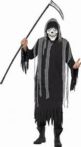 Halloween Kostüm Auf Rechnung : halloween sensemann skelett kost m f r erwachsene kost me ~ Themetempest.com Abrechnung