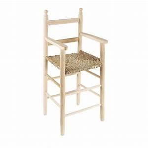 Chaise Haute Enfant Bois Margaux 4451