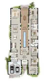 Contemporary Home Floor Plans Narrow House Plans On Duplex House Plans Minimalist House Design And Contemporary
