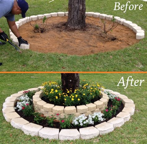 landscaping trees ideas landscaping around a tree home design garden architecture blog magazine