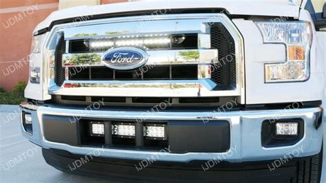 2015 f150 light bar 20 quot 54w high power led light bar for 2015 up ford f 150