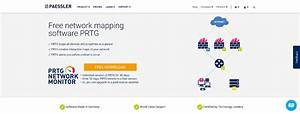 Top 10 Network Mapping  Topology  Diagram Software  The Best Free And Paid Solutions