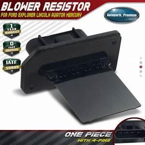 Hvac Blower Motor Resistor For Ford Expedition Explorer