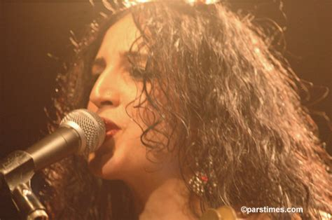 Niyaz Concert At The Knitting Factory In Hollywood, August