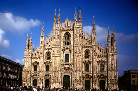duomo milan italy attractions lonely planet