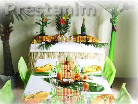 theme de mariage mariage antillais madras decoration mariage theme madras