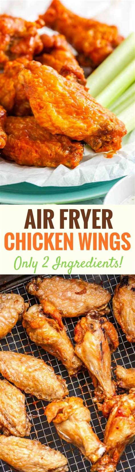 fryer wings chicken air crispy cooking recipes extra oven wing platedcravings easy frozen cravings plated fried recipe cook fry without