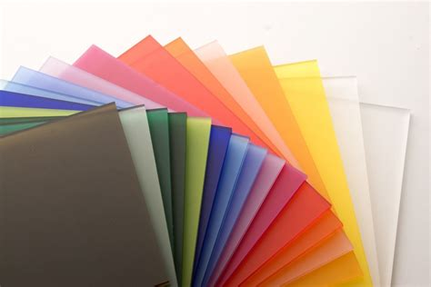 China Color And Clear Extruded Acrylic Sheet Photos
