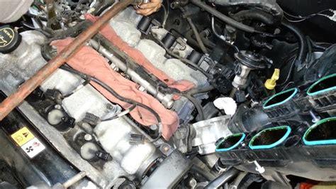 ford escape p p coil  plug circuit failure youtube