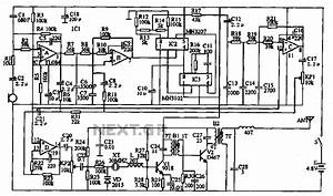 microphone circuit audio circuits nextgr With transformerless microphone preamplifier