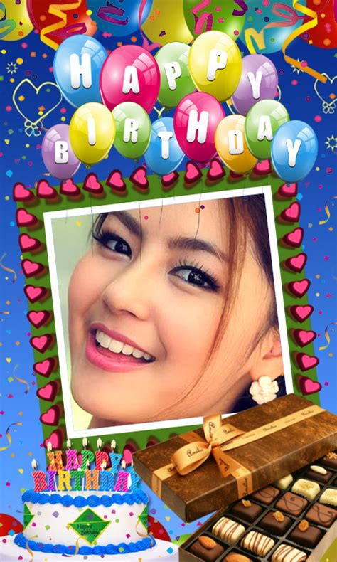 Birthday Photo Frames New: Amazon.co.uk: Appstore for Android