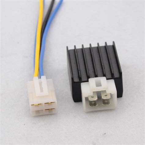 Voltage Regulator Rectifier Cheap Chinese Aftermarket