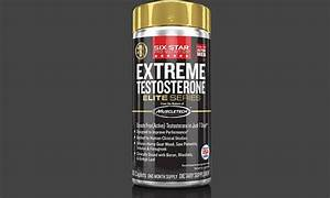 Extreme Testosterone Booster