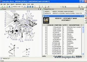 Caterpillar Forklift Parts Catalog 2013