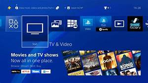 New PS4 TV & Video Interface kicks in from today | Geek ...