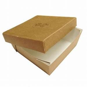 Boite En Carton Avec Couvercle : boite rangement carton avec couvercle compactor home ~ Dode.kayakingforconservation.com Idées de Décoration