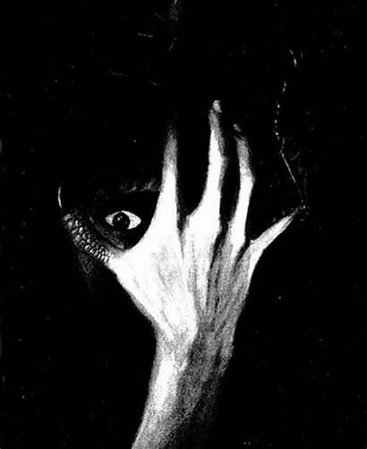 Horror Parasyte Manga Anime Coffin Dark Shinichi