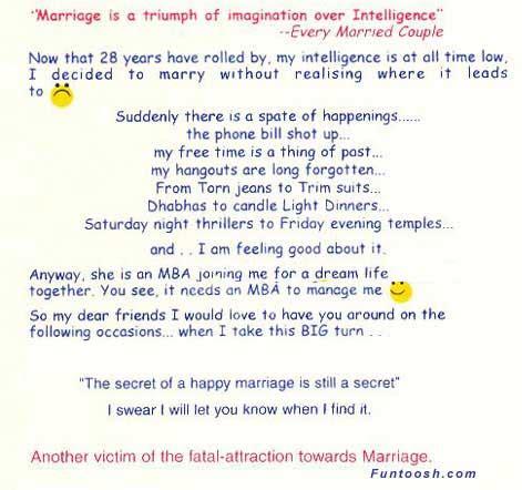funny indian wedding invitation wording  friends