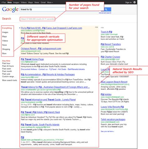 Seo Search Results - caign overview search engine optimization seo