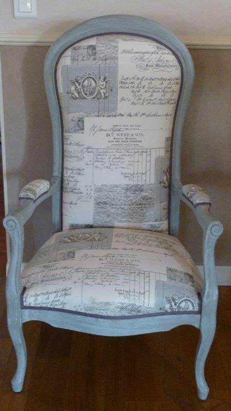 bureau poste 11 fauteuil voltaire relooké decor 39 in idées conseils