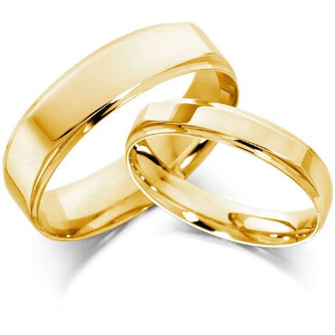 yellow gold wedding bands the charm of yellow gold wedding rings cherry