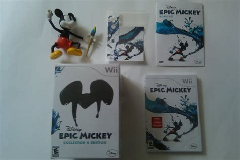 Last Chance To Enter Disneys Epic Mickey Collectors