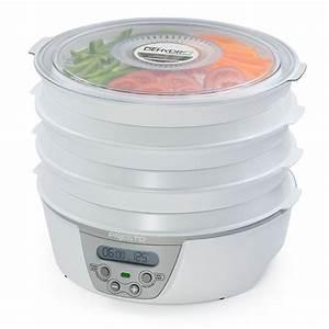 Dehydro U2122 Digital Electric Food Dehydrator