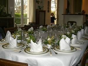 Deco De Table Communion : d tail de la table de 1 re communion j 39 essaie des lys ~ Melissatoandfro.com Idées de Décoration