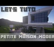Mesmerizing Maison Moderne Minecraft Download Images - Best Image ...