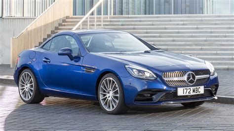 mercedes benz slc  amg   review car magazine