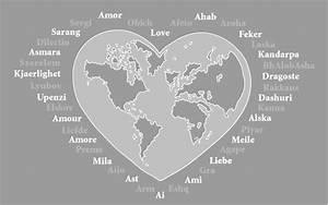 Love In Different Languages - Wallpaper #37681