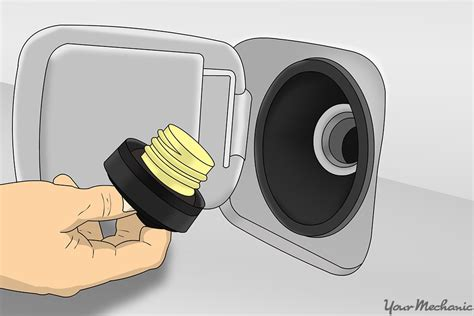 replace  fuel filler neck yourmechanic advice
