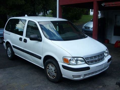 Buy Used Chevy Venture Mini-van V6 Auto Trans, Power Locks