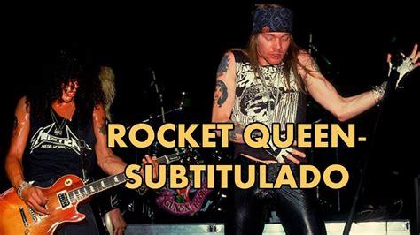 Guns N' Roses Rocket Queen Subtitulado En Español