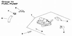 Fuel Pump Diagram  U0026 Parts List For Model M8st301609 Kohler