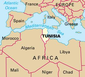 physical geography tunisia howstuffworks