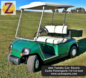 2004 Yamaha G22 Golf Cart Eau Claire Wisconsin Golf Carts