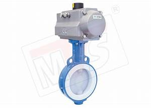 Ptfe Seated Butterfly Valve Manufacturer  Ptfe Sleeved