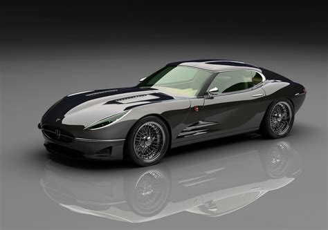 Lyonheart K New Made In England Luxury Sports Car