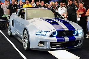 """2013 Ford Mustang """"Need For Speed"""" Fetches $300K Auction - Motor Trend"""