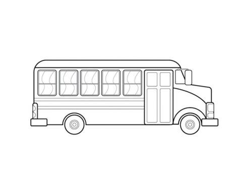 Ausmalbilder Kostenlos Bus Ausmalbilder Von Bus Kostenlose