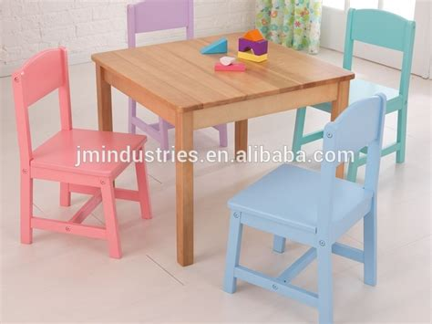 nursery school daycare furniture homework table for