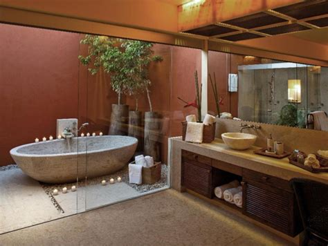 Outdoor Bathroom Ideas by Outdoor Bathroom Design Ideas Interiorholic