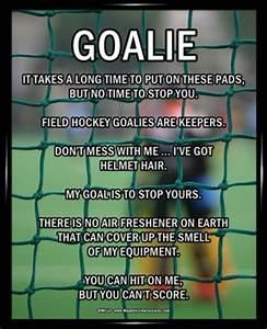 Soccer Goalie Quotes Inspirational. QuotesGram