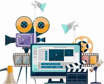 Audio Clipart Film Visual Services Equipment Av