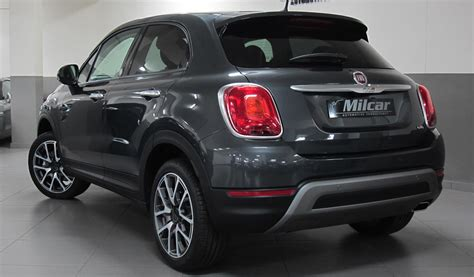 Milcar  Automotive Consultancy » Fiat 500x Cross Plus 2016