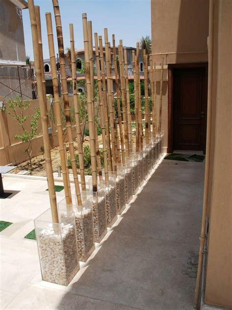 bambus dekoration fuer eine coole wohnung archzinenet