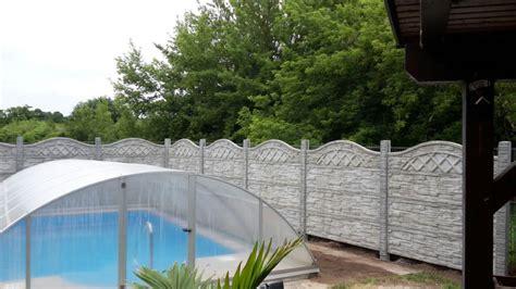 sichtschutz aus beton preise sichtschutz stelen palisaden sichtschutz aus beton popular sichtschutz balkon