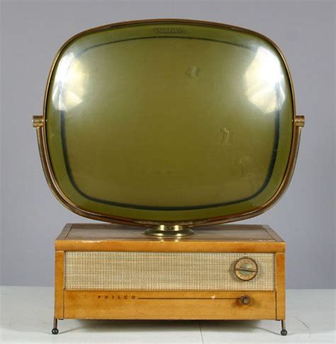 Top 11 ideas about vintage tv sets on Pinterest | TVs ...
