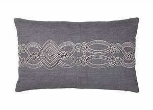 Embellished, Rectangular, Pillow